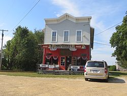 The General Store and Post Office in Froelich was established in 1891[1]