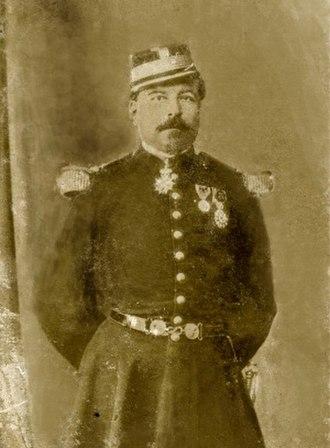 Jean Auguste Margueritte - Image: General margueritte