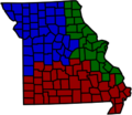 Geographic Districts of the Missouri Court of Appeals.png