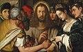 Georg Fischer - Christus und die Ehebrecherin - Alte Pinakothek.jpg