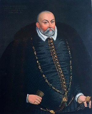George Frederick, Margrave of Brandenburg-Ansbach - George Frederick, c. 1601