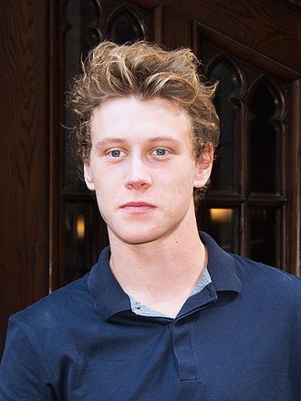 George MacKay (actor) - MacKay at the 2013 Toronto International Film Festival