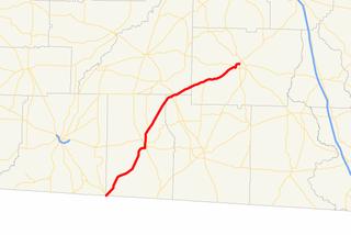 Georgia State Route 111 highway in Georgia