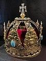 Georgian crown, Museum of Cultural History in Tbilisi, Georgia.jpg