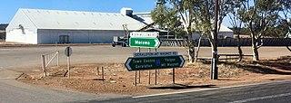 Geraldton–Mount Magnet Road road in Western Australia