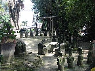 Batak - Judgement Place of Toba Batak.