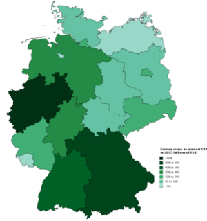 List of German states by GRP - Wikipedia