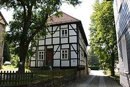 Gevelsberg Im Stift Altes Äbtissinnenhaus 01