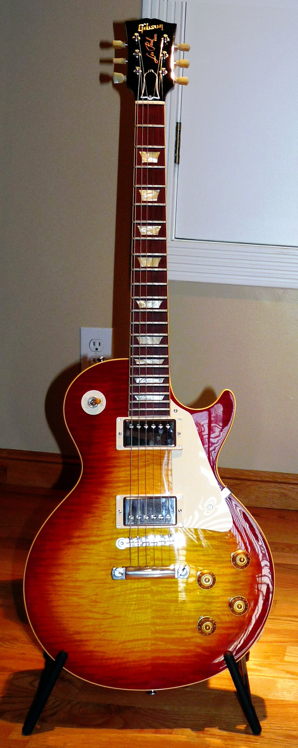 Gibson Custom 50th Anniversary 1959 Les Paul Standard (2009) brighten