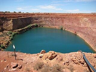 Gidgee Gold Mine mine in Australia