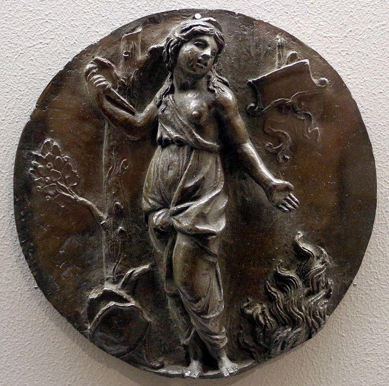 Giovanni maria mosca, suicidio di didone, 1520 ca.jpg