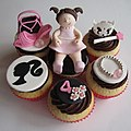 Girly Birthday Cupcakes (4726405856).jpg