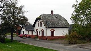 Klim, Denmark Village in North Jutland, Denmark