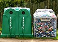 Glass and plastic recycling 065 ubt.JPG