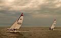 Glenans Raid Cata 2011 sur l eau 07.jpg