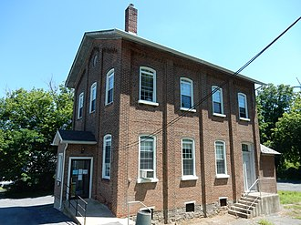 Glendon, Pennsylvania - Glendon Borough Hall.