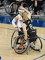 Gold Medal match at the 2014 Women's World Wheelchair Basketball Championship (2).jpg