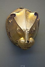 Gold rhyton in the shape of a lion's head Mycenaean, NAMA 273 080829.jpg