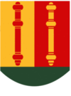 Coat of arms of Gonten District
