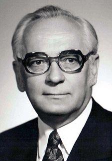 Vratislav Grégr v roce 1985