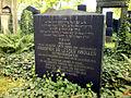 Grabmal Dr. Lesser Knoller Rabbiner Seminardirektor Jüdischer Friedhof an der Strangriede Hannover.jpg