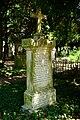 Grabstein von Familie Peter Franz Deiters, Alter Friedhof, Bonn - Seitenansicht.jpg