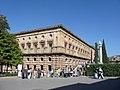 Granada-Palacio Carlos V-P1050006.jpg