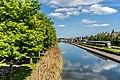Grand Canal at Drimnagh Luas stop - 152486 (47775867932).jpg