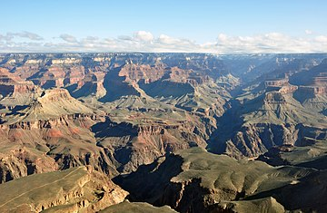 Grand Canyon, Arizona, Estados Unidos. - América Anglo-Saxônica