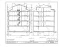 Granite Block, 6-18 Market Square, Providence, Providence County, RI HABS RI,4-PROV,33- (sheet 10 of 20).png