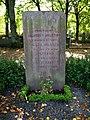Grave of Martin Pson Nilsson in lund sweden.jpg