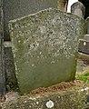 Gravestone, Whitechurch Cemetery - geograph.org.uk - 1183063.jpg
