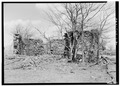 Green Hill Plantation, Stable (Ruins), State Route 728, Long Island, Campbell County, VA HABS VA,16-LONI.V,1P-1.tif