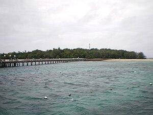 Green Island (Queensland) - Green Island jetty