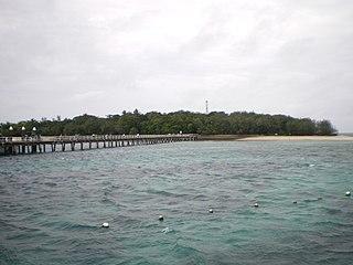 Green Island (Queensland) Suburb of Cairns Region, Queensland, Australia