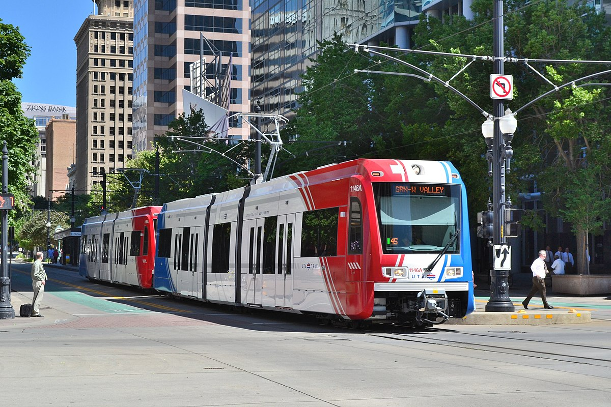 TRAX (light rail) - Wikipedia