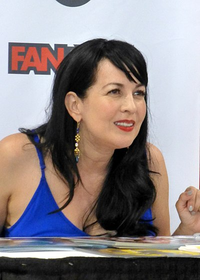 Grey DeLisle, American voice actress and singer-songwriter