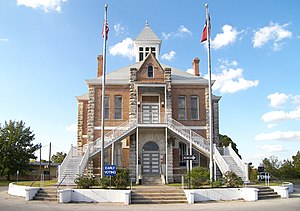 Grimes County, Texas - Image: Grimes county courthouse