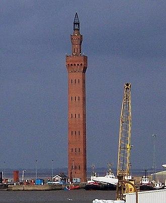 James William Wild - Grimsby Dock Tower (1852)