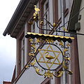 Groß-Umstadt, sign of a pub 2.jpg