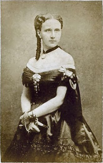 Princess Louise of Prussia - Image: Grossherzogin Luise von Baden