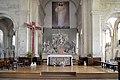 Groupe de l'assomption en stuc de FC Duru. Église Notre-Dame de Guibray à Falaise.jpg