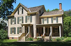 Grover Cleveland birthplace01.jpg