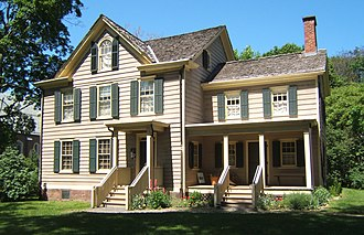 Grover Cleveland Birthplace - Image: Grover Cleveland birthplace 01