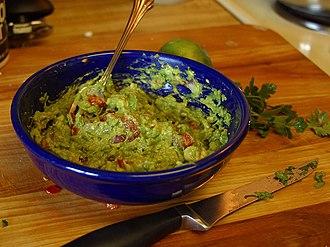 Guacamole - Homemade guacamole