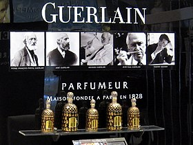 illustration de Guerlain