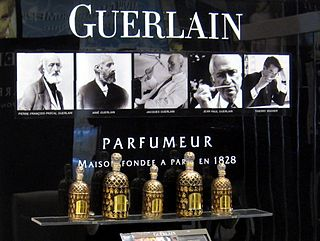 Guerlain french company