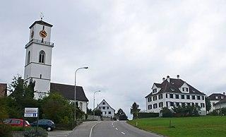 Place in Thurgau, Switzerland
