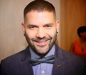 Guillermo Díaz (actor) - Diaz at the 2013 Imagen Awards