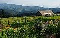 Gundisch Panorama mit Blick Richtung Soboth, Gemeinde Lavamünd, Kärnten.jpg